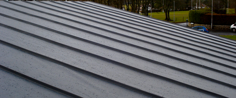 Single Ply Membrane : Versa roof system single ply roofing